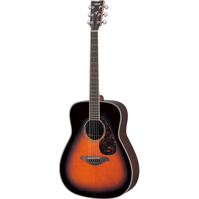 guitare folk yamaha fg 730 s tbs. Black Bedroom Furniture Sets. Home Design Ideas