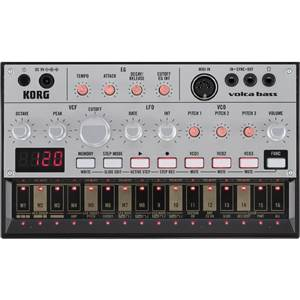 SYNTHETISEUR KORG VOLCA BASS