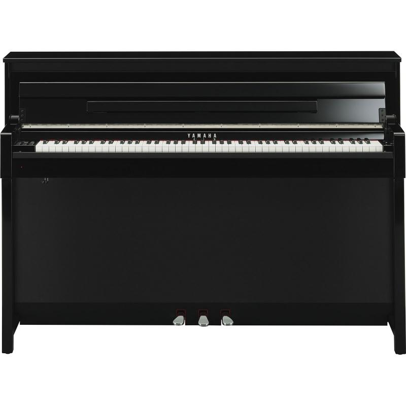 piano numerique meuble yamaha clp 585 pe paul. Black Bedroom Furniture Sets. Home Design Ideas