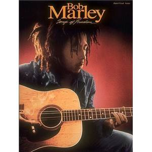 MARLEY BOB - SONGS OF FREEDOM P/V/G