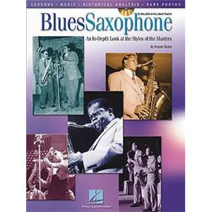 TAYLOR DENNIS - BLUES SAXOPHONE STYLES OF THE MASTERS + CD