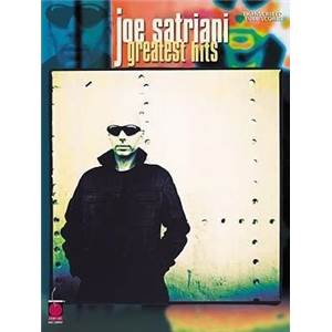SATRIANI JOE - GREATEST HITS SCORE