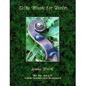 WALSH JESSICA - CELTIC MUSIC FOR VIOLIN + CD