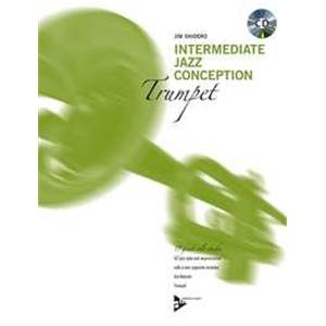 SNIDERO JIM - INTERMEDIATE JAZZ CONCEPTION TRUMPET + CD