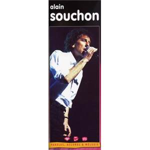 SOUCHON ALAIN - PAROLES ACCORDS ET MELODIE