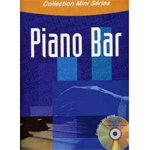 COMPILATION - MINI SERIES PIANO BAR + CD