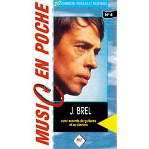 BREL JACQUES - MUSIC EN POCHE VOL.8