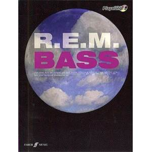 REM - AUTHENTIC PLAY ALONG BASS + CD