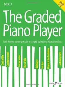 COMPILATION - THE GRADED PIANO PLAYER : GRADES 3-5 PIANO SOLO