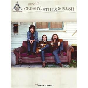 CROSBY STILLS NASH - BEST OF GUITAR TAB.