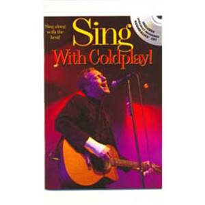 COLDPLAY - SING WITH... + CD