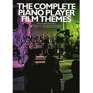 COMPILATION - COMPLETE PIANO PLAYER FILM THEMES