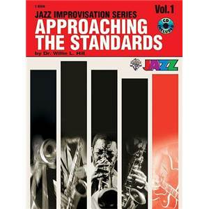 COMPILATION - APPROACHING THE STANDARDS VOL.1 IN C + CD