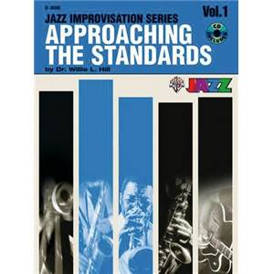 COMPILATION - APPROACHING THE STANDARDS VOL.1 IN BB + CD