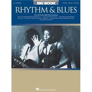 COMPILATION - BIG VOL.OF RHYTHM & BLUES 2ND EDITION P/V/G