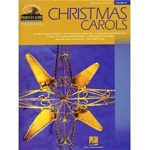 COMPILATION - PIANO PLAY ALONG VOL.048 CHRISTMAS CAROLS + CD