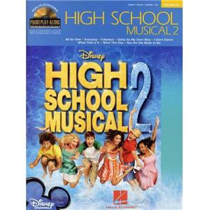 COMPILATION - PIANO PLAY ALONG VOL.063 HIGH SCHOOL MUSICAL 2 + CD