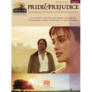 MARIANELLI DARIO - PIANO PLAY ALONG VOL.076 PRIDE & PREJUDICE + CD