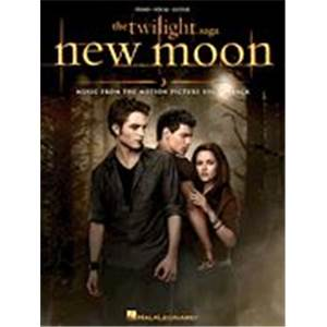 COMPILATION - TWILIGHT 2 : NEW MOON MUSIC FROM THE MOTION PICTURE B.O. P/V/G