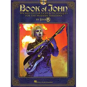 JOHN 5 - BOOK OF JOHN + CD