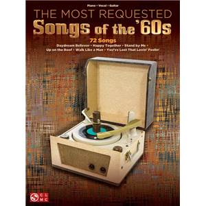 COMPILATION - THE MOST REQUESTED SONGS OF THE '60S P/V/G