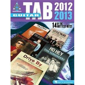 COMPILATION - GUITAR TAB. 2012 2013 GUITAR RECORDED VERSION
