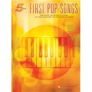 COMPILATION - 5 FINGER PIANO FIRST POP SONGS