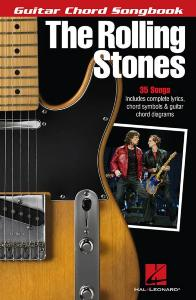 ROLLING STONES - GUITAR CHORD SONGBOOK
