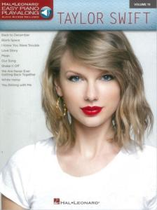 COMPILATION - EASY PIANO CD PLAY ALONG VOL.19 TAYLOR SWIFT + CD