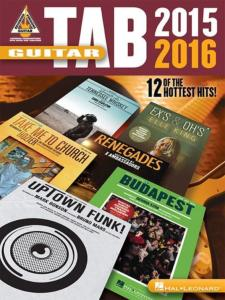 COMPILATION - GUITAR TAB. 2015-2016 GUITAR RECORDED VERSIONS