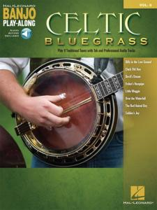 COMPILATION - BANJO PLAY-ALONG VOL.08 CELTIC BLUEGRASS + ONLINE AUDIO ACCESS