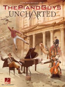 THE PIANO GUYS - UNCHARTED SOLO PIANO AND OPTIONAL VIOLIN