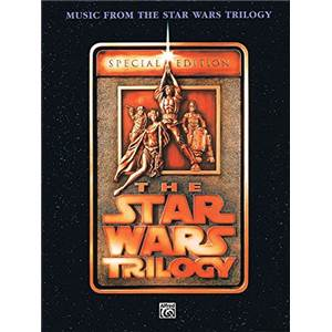 WILLIAMS JOHN - MUSIC FROM THE STAR WARS TRILOGY EASY PIANO SOLO