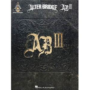 ALTER BRIDGE - III GUITAR TAB.