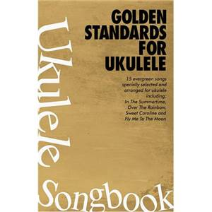 COMPILATION - GOLDEN STANDARDS FOR UKULELE