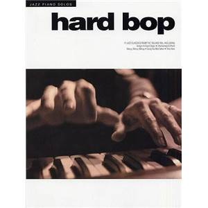 COMPILATION - JAZZ PIANO SOLOS HARD BOP Épuisé