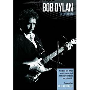 DYLAN BOB - GUITAR TAB. COLLECTION