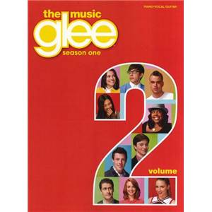 COMPILATION - GLEE SONGBOOK VOL.2 SAISON 1 P/V/G