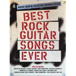 COMPILATION - BEST ROCK GUITAR SONGS EVER GUITAR TAB.
