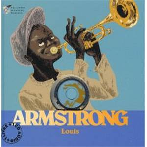 OLLIVIER/CONSTANTINE - LOUIS AMSTRONG + CD
