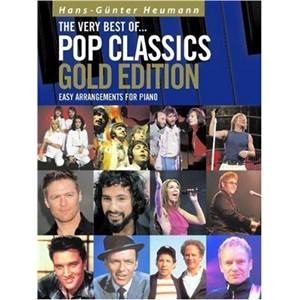 COMPILATION - THE VERY BEST OF POP CLASSICS FOR EASY PIANO SOLOS + CD