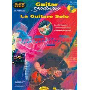 GILBERT D. / MARLIS BETH - GUITARE SOLO MUSICIAN INSTITUTE + CD