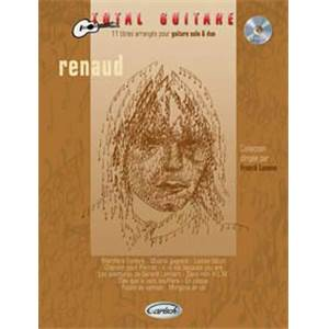 RENAUD - COLLECTION TOTAL GUITARE + CD