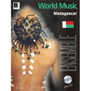 COMPILATION - WORLD MUSIC MADAGASCAR CONDUCTEUR ET PARTIES + CD