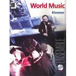 COMPILATION - WORLD MUSIC KLEZMER CONDUCTEUR ET PARTIES + CD