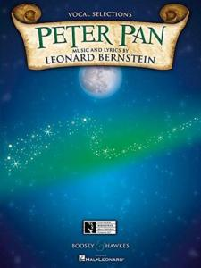 BERNSTEIN LEONARD - PETER PAN (VOCAL SELECTIONS)  - VOIX ET PIANO