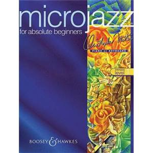 NORTON CHRISTOPHER - MICROJAZZ FOR ABSOLUTE BEGINNERS LEVEL 1 PIANO