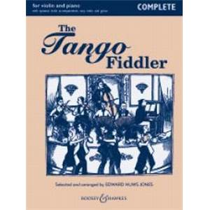 HUWS JONES EDWARD - TANGO FIDDLER VIOLON/PIANO