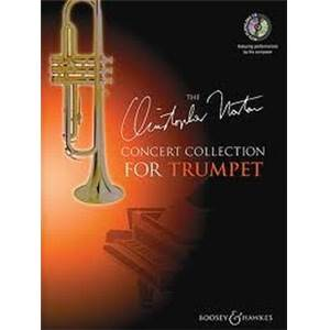 NORTON CHRISTOPHER - CONCERT COLLECTION ALTO SAXOPHONE MIB ET PIANO + CD