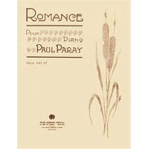 PARAY PAUL - ROMANCE - PIANO